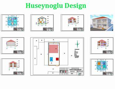Xidmətlər - Azərbaycan: Möhtəşəm İnteryer və eksteryer dizayn.Elektrik və santexnik