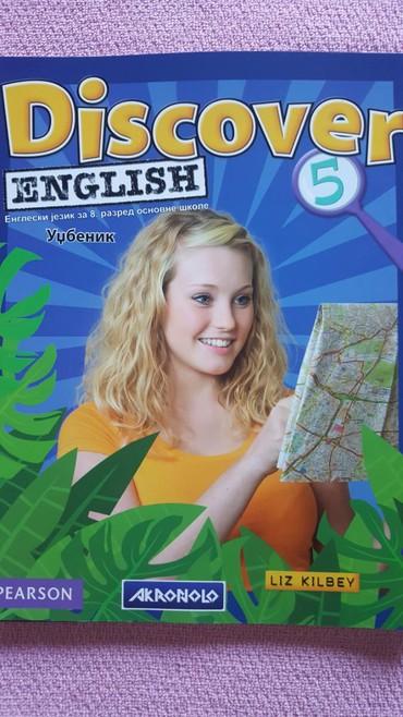 Knjige, časopisi, CD i DVD | Sremska Mitrovica: 8 r engleski udzbenik akronolo novo