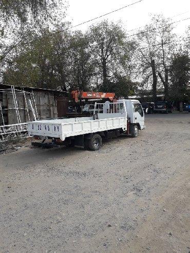 услуги кран в Кыргызстан: Кран услуги 24ч