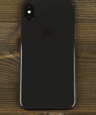 IPhone X | 256 ГБ | Черный | Б/У