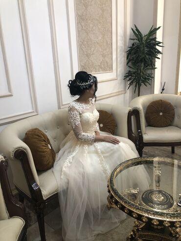 длинное вечернее платье цвет марсала в Кыргызстан: Платье Вечернее Milanika S