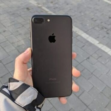 7 plus - Azərbaycan: İşlənmiş iPhone 7 Plus 32 GB Qara