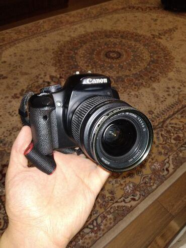 Продаю фотоаппарат Canon 450D, полностью рабочая! Из минусов: Батарейк