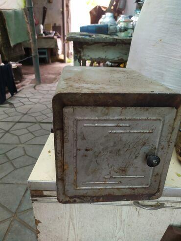 Печи и камины в Кыргызстан: Духовка для выпечки. Рабочая. 600