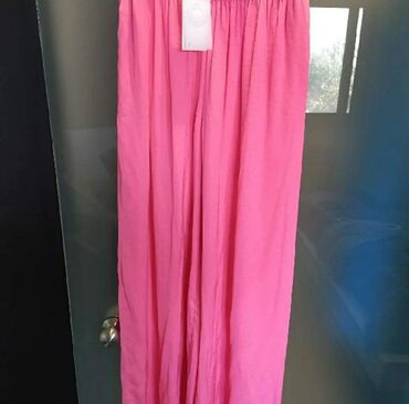 Bershka Palazzo Pants size L, NEW (label on)
