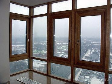 Пластиковые окна, также алюминиевые конструкции от компании ОсОО