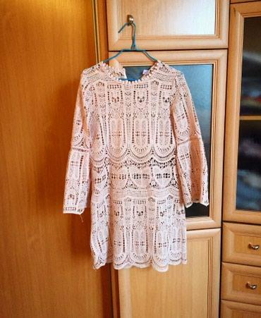 Милое платье. Внизу белая майка в Бишкек