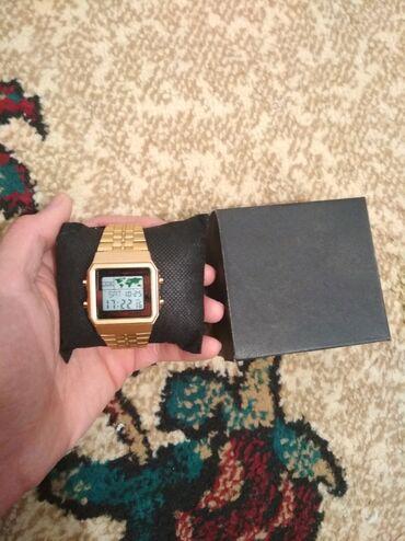 retro vesy в Кыргызстан: Продаю часы Skmei-retro. Функции: Будильник, секундомер, таймер, дата