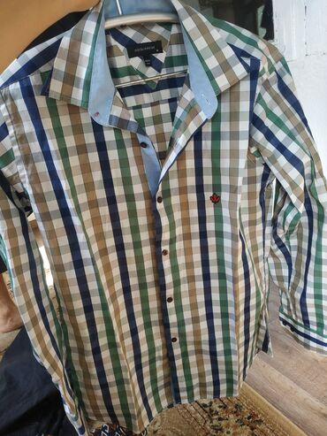 Рубашки муж 44 р бу и новое за 700 с Срочно вотсапп
