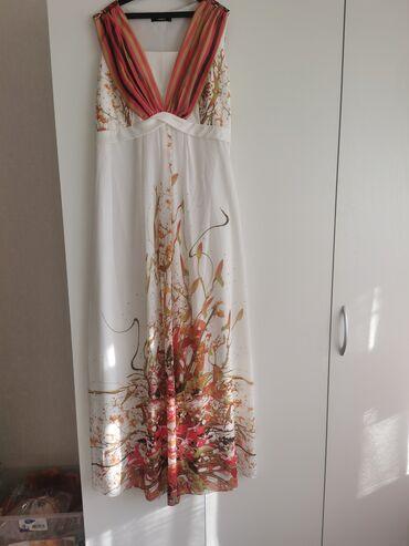 белое платье для беременных в Кыргызстан: В продаже платья. Белое В бабочках  Красное  ХБ инди рубашка 400с