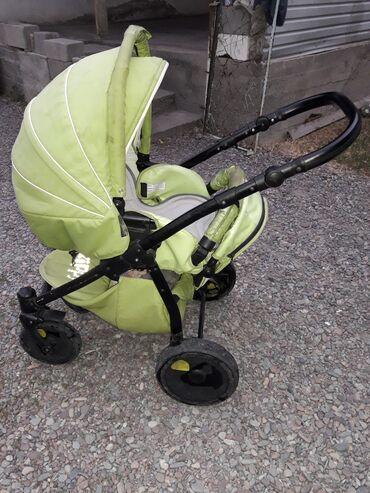 Детский мир - Заря: Продается коляска 3в1 цена7000с тел