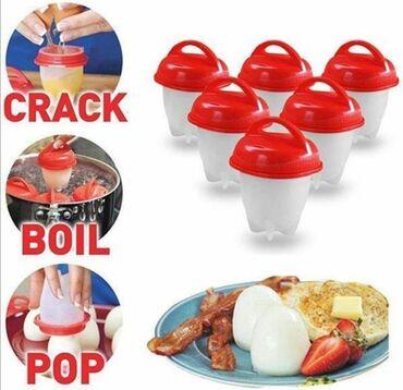 Kuhinjski setovi - Kikinda: Pripremite savršeno kuvano jaje svaki put, bez nereda i odstranjivanja