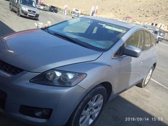 Mazda Azərbaycanda: Mazda CX-7 2.3 l. 2006 | 145000 km
