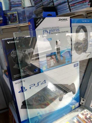 Bakı şəhərində PlayStation 4 və aksesuarlar