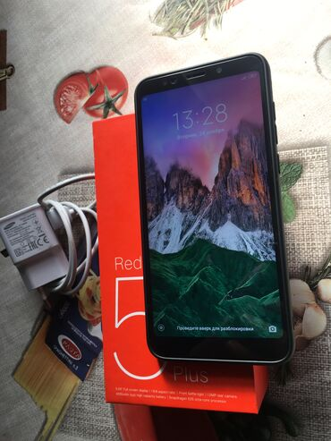Б/у Xiaomi Redmi 5 Plus 32 ГБ Черный