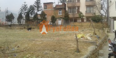 A residential land having area 0-8-0-0, facing east, 12 feet block in Kathmandu - photo 2