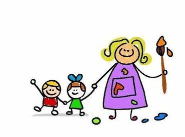 детский частный сад в Кыргызстан: Требуется воспитатель в частный детский сад район Кызыл Аскер 10000сом