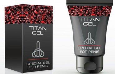 Титан Гель оригинал 100%titan gel (Титан Гель) – крем для увелич в Бишкек