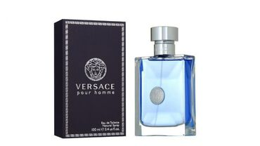 versace bright crystal 50ml в Кыргызстан: Versace pour homme. 100ml. Italy