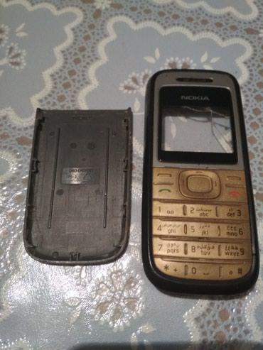 Mingəçevir şəhərində Nokia telefonu Korpusu satılır. Qiyməti 2 Azn. Şəhər və
