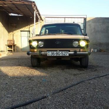 Tovuz şəhərində Vaz 21 06