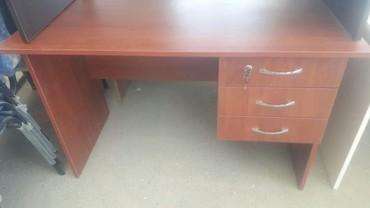 Bakı şəhərində Ofis stolu tezedi 60×120 sm tezedi catsirilma pulsuzdu weherdaxili