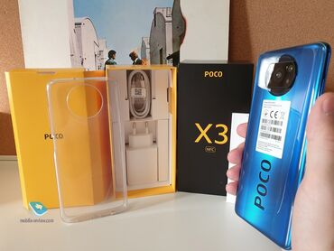 джойстики чехол в Кыргызстан: Xiaomi Poco X3 64 ГБ