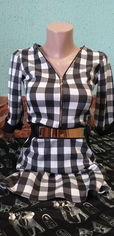 Haljine   Kostolac: Prelepa haljinica jednom obucena  Maksimalno ocuvana