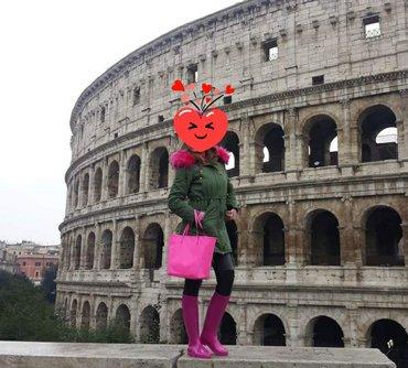 Pink kosuljoca - Srbija: Pink gumene cizme, br.36, nosene 2-3 puta kao nove, bez ostecenja
