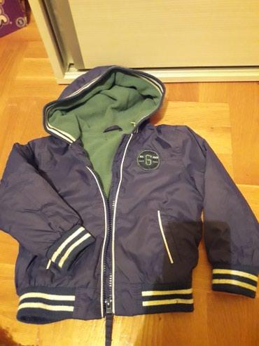 Dečije jakne i kaputi | Kursumlija: Oviese jakna plava . prelepa . ocuvana. vel 18-24m