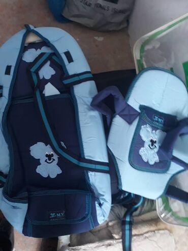 Деская сумка, кенгуру и ручная кровать для малыша новая