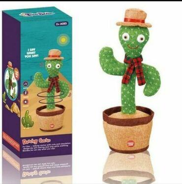 Uşaqlar üçün əyləncəli Cowboy Cactus