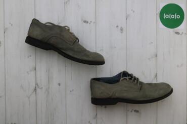 Мужская обувь - Украина: Чоловічі черевики Calvin Klein, р. 44    Довжина підошви: 31 см   Стан