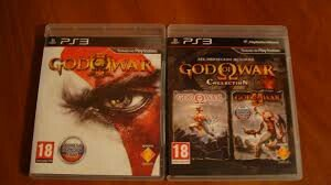 God of war 3 в Ош