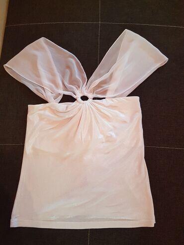 Женская одежда - Мыкан: Продам итальянскую красивую маечку,размер S-М,фирма Dori в наличии две