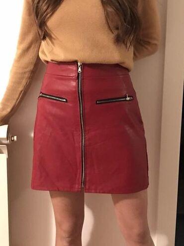 Od skaja - Srbija: Nova suknjica od skaja, skinuta etiketa