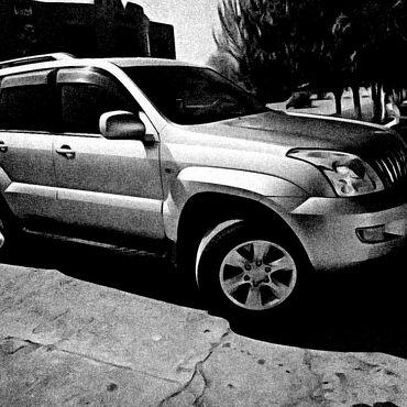 Toyota Land Cruiser Prado 3.4 л. 2003 | 185 км