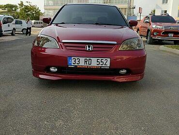 Honda Civic 1.6 l. 2001 | 280000 km