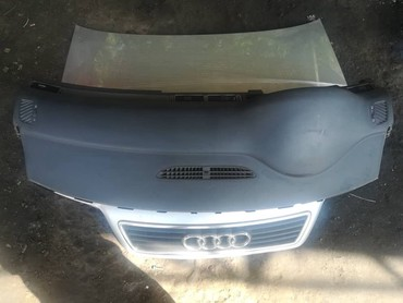Новая панель на Audi C5 идеальное состояние. Ауди А6 С5 Панель. Панель