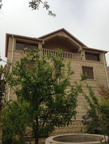 villa - Azərbaycan: Satılır Ev 375 kv. m, 7 otaqlı
