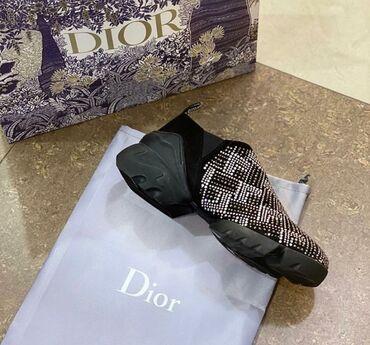 detskaya obuv krasnaya в Азербайджан: Obuv Dior krossovki a klass