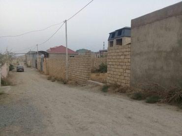 Sumqayıt şəhərində Masazirda 4 sot torpaq.