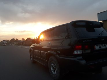 Ssangyong Musso 2001 в Бишкек