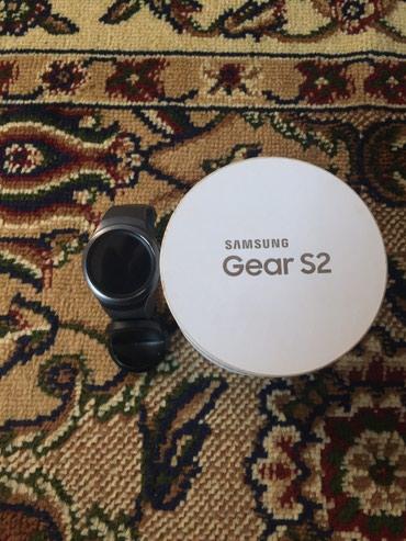 Срочно продаю смарт часы Samsung Galaxy Gear S2. в Бишкек