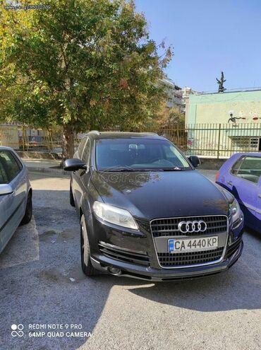 Audi Q7 3 l. 2007 | 217000 km
