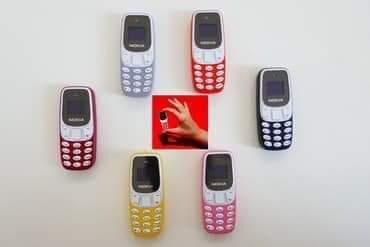 Mobilni telefoni i aksesoari - Srbija: Dostupan samo 1 kom u tamno teget boji Bm 10 mini telefon CENA 2500