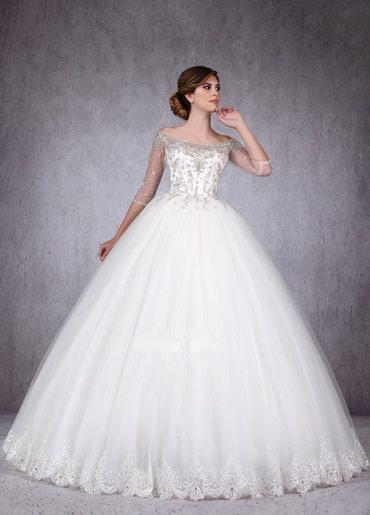 Срочно продаю посебестоимости свадебные платья !звонить! Без шлейфа