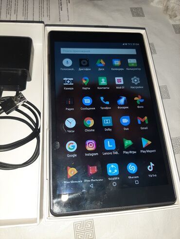 Смартфон lenovo p780 - Кыргызстан: Планшет продается Lenovo Tab8