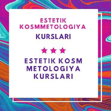 derzi kurslari - Azərbaycan: KOSMETOLOGIYA KURSLARI Eziz xanimlar sizleri kurslarimiza devet