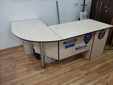 бу мебель in Кыргызстан | ДИВАНЫ: Стол для офиса новый